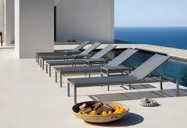Kettal Outdoor Furniture Via Deck Chair By Kettal Stylepark