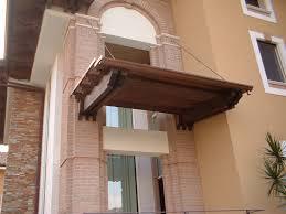 preventivo tettoia in legno tettoia con veranda