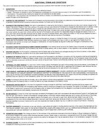 vehicle purchase agreement docx purchase agreement template