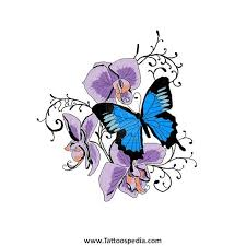 32 best cross and butterfly tattoos images on