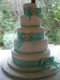 aquamarine wedding 5 tier christmas aquamarine diamond wedding cake wedding c flickr