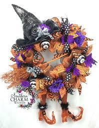 210 best halloween images on pinterest deco mesh wreaths