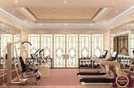 home gym interior design effective luxury design idea for home gym