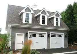 two car garage two car garage with loft 2226sl architectural designs house