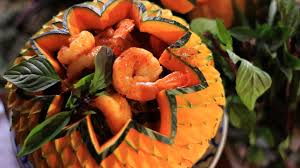 Thai Red Pumpkin Curry Recipe by Thai Restaurant Week 2013 Pumpkin Red Curry With Shrimp Thai