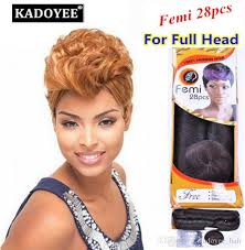 hair bump pack for femi human hair bump weave