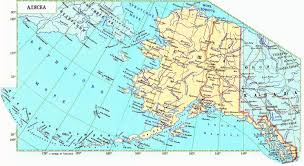 Alaska On World Map by
