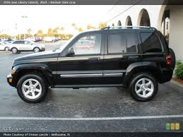 2006 black jeep liberty 2006 jeep liberty black cars i 2006 jeep