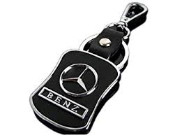 mercedes key rings for sale sale quality mercedes logo metal leather key chain