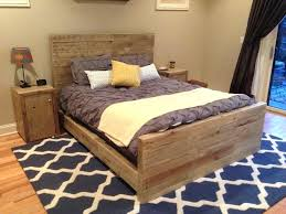 Bed Frame Made From Pallets Beds Made Out Of Pallets Pallet Bed Frame 4 Bunk Beds From