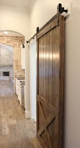 Barn Style Sliding Door by Best 25 Rustic Barn Doors Ideas Only On Pinterest Rustic