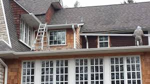 our work custom gutters