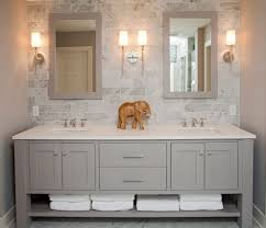 B Q Bathroom Mirrors With Lights by Photo Album 42 Bathroom Vanity Cabinet All Can Download All