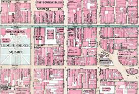 Boston Zoning Map by Of Philadelphia Maps And Mapmakers Hidden City Philadelphia