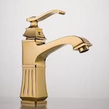 brass single handle centerset bathroom sink faucet at faucetsdeal com