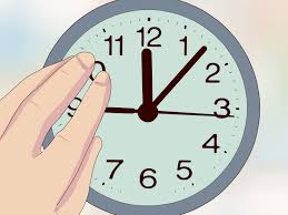 3 ways to maintain a battery powered quartz wall clock wikihow