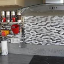 Paint Speckled Pawprints DIY Kitchen Backsplash Adhesive - Peel n stick backsplash