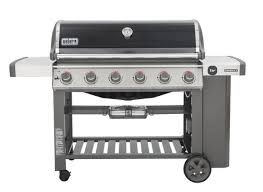 weber rolls out new genesis ii gas grills consumer reports