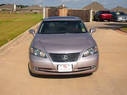 lexus truck 2009 for sale 26 988 2009 lexus es 350 sedan call troy young 817