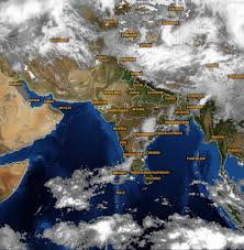India Weather Map by Gradual Rise In Temperature Expected In North India Rain To