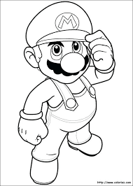 Coloriage De Toad Awesome 20 Awesome Super Mario Bros Coloring Pages