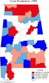 Alabama Maps Alabama Maps Agriculture