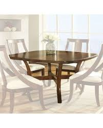 contemporary dining room sets dining table gatsby by somerton so 422 61