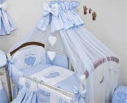 Baby Cot Bedding Sets Luxury 10 Baby Cot Bedding Set Cotbed Nursery Canopy Net