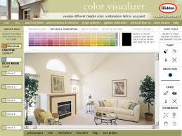 interactive color picker for glidden paint eyemg web mobile