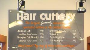 hair cuttery ceo talks business haircuts trump necn