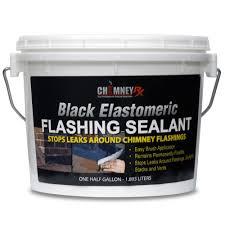 black elastomeric flashing sealant chimney rx