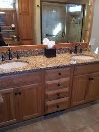 natural cherry bathroom gutshalls kitchens