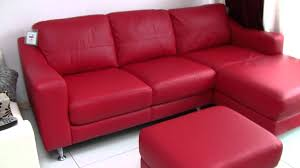 leather corner sofa bed sale dfs leather corner sofa for sale 500 youtube