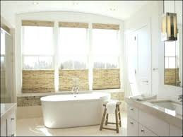 window treatment ideas for bathroom 50 awesome bathroom window blinds ideas derekhansen me