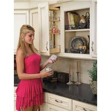 Narrow Pull Out Spice Rack Rev A Shelf Kitchen Upper Cabinet Pull Out Organizer Available