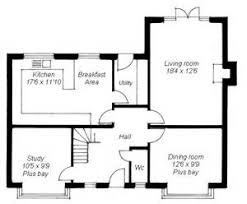 Av Jennings Floor Plans Tudor House Floor Plans House And Home Design