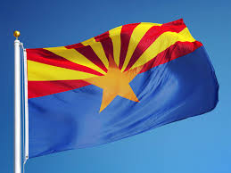 Dansk Flag Arizona Flag Colors U0026 Meaning Of Az State Flag