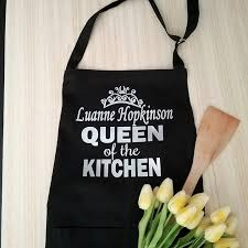 wedding gift australia of the kitchen apron aprons bridal bling