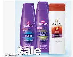 fred meyer get a pantene 12 6 oz or aussie 13 5 oz shampoo for