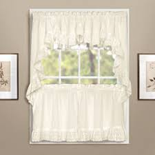 Jc Penny Kitchen Curtains by Lace Trim Curtains U0026 Drapes For Window Jcpenney