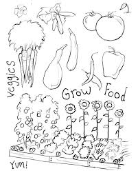articles garden coloring pages free printable tag garden