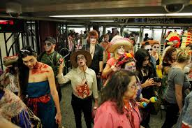 halloween new york city 2012 a look at 2012 in zombies