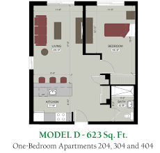 virtual tour village apartments floor plans senior housing floor