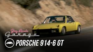 old porsche 914 1974 porsche 914 6 gt jay leno u0027s garage youtube