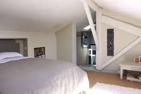 salle de bain dans chambre sous comble chambre sous combles c0348 mires