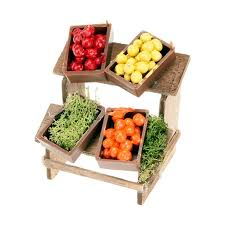 fruit boxes nativity set accessory market stall with fruit boxes online