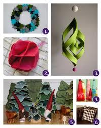 diy christmas felt crafts