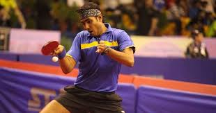 Table Tennis Championship Challenge Ends At World Table Tennis Championships With Sharath