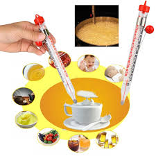 sonde de cuisine verre sucre numérique thermomètre de cuisine cuisine cuisine sonde