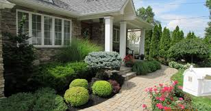 Front Yard Landscaping Ideas Front Yard Landscaping House Long Island Ny